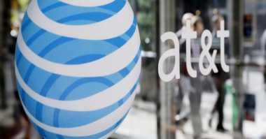 AT&T Disebut Tertarik Merger dengan Time Warner