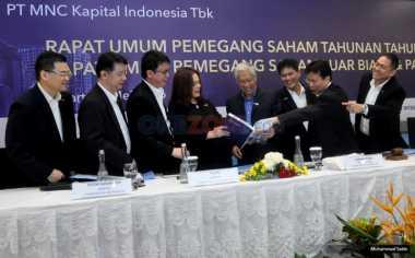 \Konsolidasi, MNC Kapital Indonesia Gunakan Golden Data di 2017\