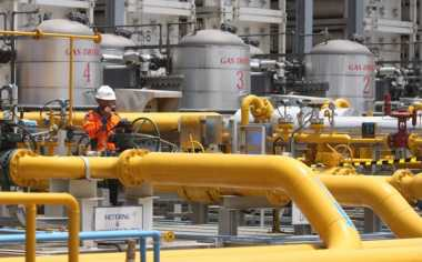 \Penurunan Harga Gas Industri Jadi PR Besar\