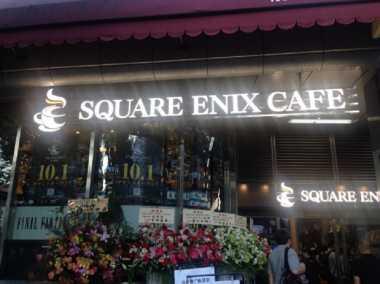 Begini Penampilan Kafe Final Fantasy Pertama di Dunia