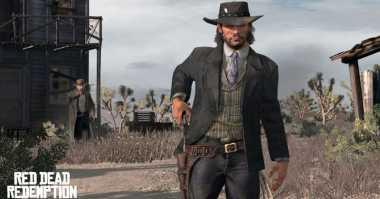 Rockstar Resmi Perkenalkan 'Red Dead Redemption 2'