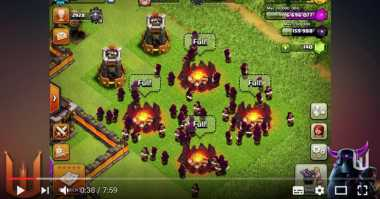 Techno of The Week: Bomb Tower Clash of Clans hingga Dragon Level 6