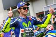 Valentino Rossi Tidak Kecewa Gagal Meraih Gelar Juara Dunia