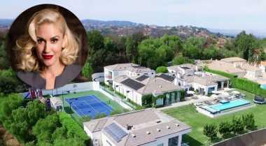\Gwen Stefani Jual Rumah Mewah Seharga Rp455 Miliar\