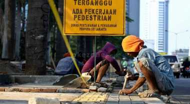 \Pembangunan Pedestrian Diminta Tak Parsial\