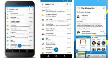 Techno of The Week: BlackBerry Kritik Aplikasi hingga Inovasi Sepatu