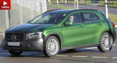 Mercedes Benz Dandani GLA