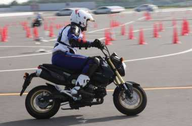 Instruktur Safety Riding Indonesia Juara 2 Kompetisi Internasional di Jepang