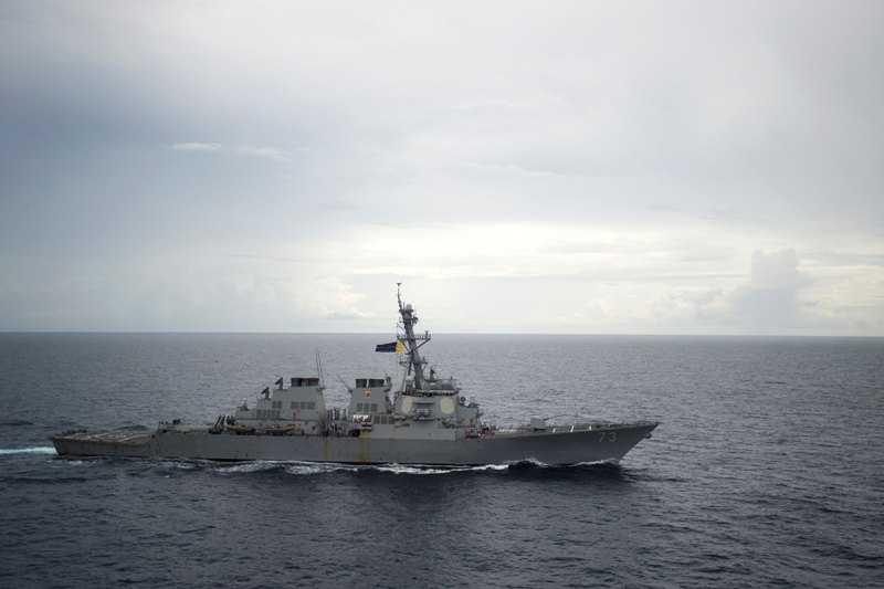 Kapal Perang AS Tantang Kebebasan Navigasi di LCS