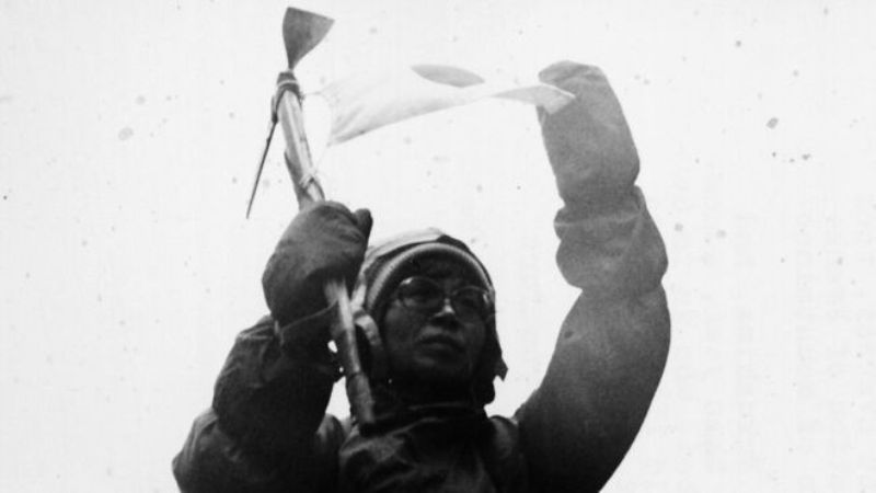 Perempuan Pertama Pendaki Gunung Everest Meninggal Dunia