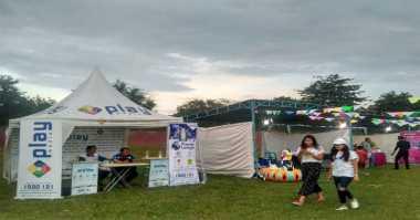 MNC Play Berikan Akses Internet Gratis untuk First Tropical Garden Festival