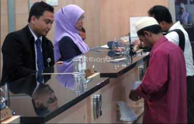 \   Tren Kinerja Perbankan Syariah Terus Membaik\