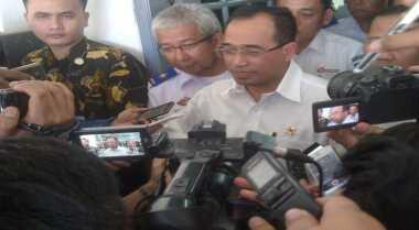 \   Dwelling Time di Pelabuhan Utama Turun, Menhub: Hasil Kerja Jokowi-JK\