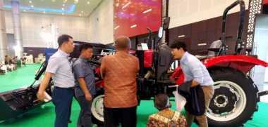 \Pengusaha Jepang Puji Kualitas Mesin Pertanian Indonesia\