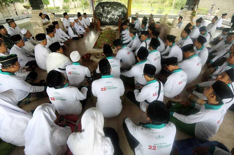 Hari Santri Nasional, Mengingat Perjuangan Ulama Mengusir Penjajah