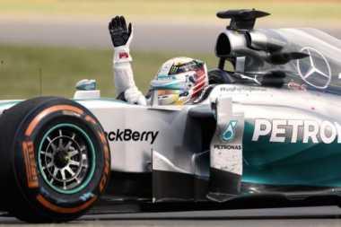 Lewis Hamilton Tercepat di FP1 GP Amerika Serikat