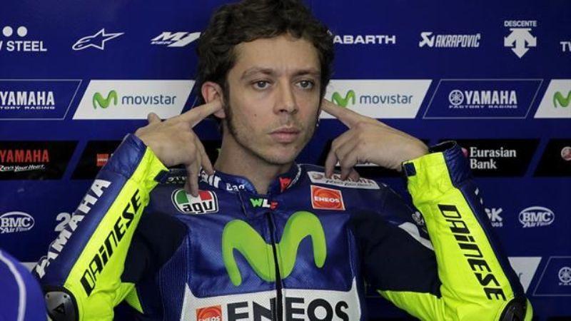Penjelasan FIM soal Hukuman Rossi di FP1 GP Australia