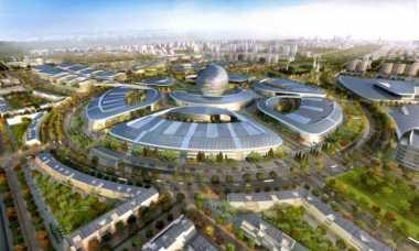 \TERPOPULER: Kazakhstan Habiskan Rp390,9 T untuk Transformasi Kota\