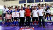 Cegah Pemuda Terjebak Narkoba, Alasan Pemuda Perindo Sulsel Gelar Liga Futsal