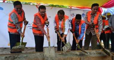Menkominfo Mulai Proyek Palapa Ring di Singkawang
