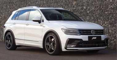 ABT Sportsline Ubah SUV VW Tiguan Jadi Stylish & Bertenaga