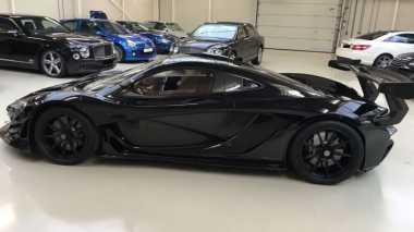 Dijual di Internet, Supercar McLaren P1 GTR Dibanderol Rp56 M