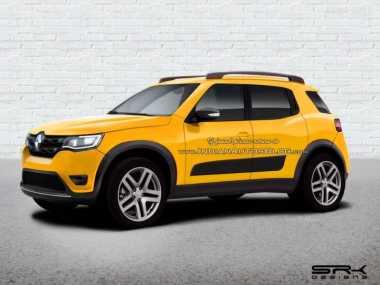 2019, Renault Luncurkan Pesaing Suzuki Vitara Brezza