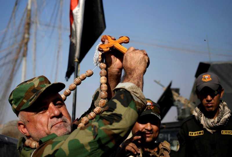 Pasukan Irak Rebut Desa Umat Kristen dari Teroris