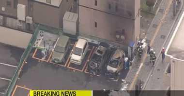 Terjadi Ledakan di Jepang, Satu Tewas