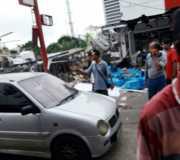<i>BREAKING NEWS</i>: Ini Video Detik-Detik ledakan di Bekasi