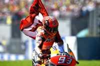 Lewati Catatan Lorenzo dan Rossi, Marquez Jaga Momentum di GP Australia