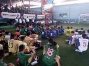 Ramai Peserta, Liga Futsal Perindo Sulsel Digelar Dua Hari