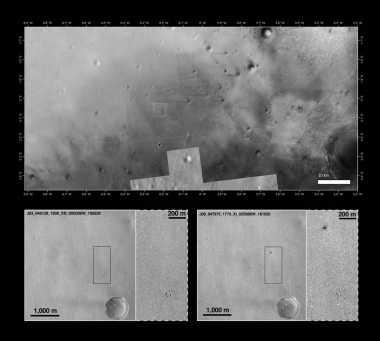 Pesawat ESA Mungkin Sudah 'Almarhum' di Mars