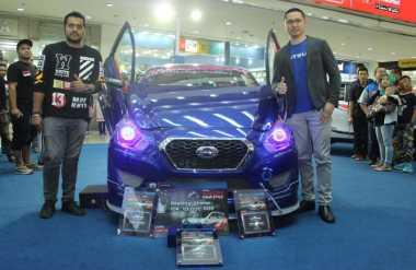 Ini Dia Pemenang Kontes Modifikasi Datsun di Medan