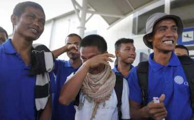 Bebas, Ini Kisah WNI dan Puluhan Sandera Perompak Somalia