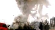 Ledakan Besar Guncang Wilayah China