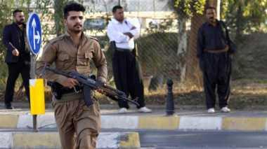 Setelah Diserang ISIS, Pasukan Irak Berhasil Ambil Alih Kirkuk