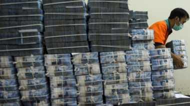 \Lewat 5 SUN, Pemerintah Kembali Cari Utang Rp12 Triliun   \