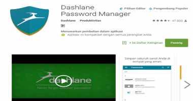 Deretan Aplikasi Password Manager Android Terbaik (2-Habis)