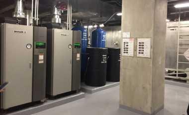 \Hotel Bintang Lima Pilih Pakai Gas PGN   \
