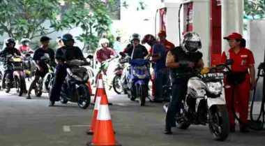 \   TERPOPULER: Bangun SPBU di Seluruh Indonesia Pertamina Dimodali Rp54 Miliar   \