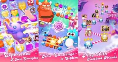 Ini Game-Game Mirip 'Candy Crush Saga' (2-Habis)