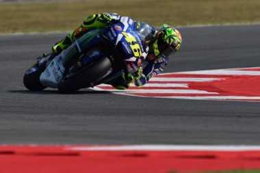 Valentino Rossi Bertekad Raih Podium di Sepang
