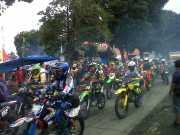 Ribuan <i>Rider</i> dari Belasan Provinsi Jelajahi Alam Bumi Pat Petulai
