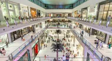 \Harga Sewa Ritel di Jakarta Naik 16,6% per Tahun\