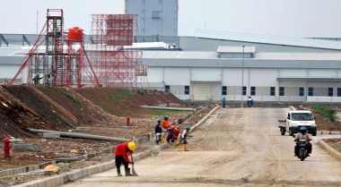 \Permintaan Pasar Kawasan Industri Capai 51,3%\