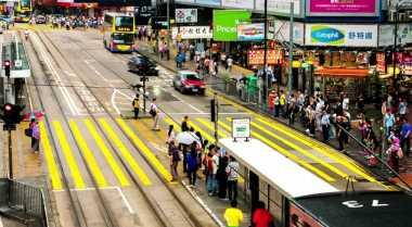 \TERPOPULER : Pengembang Harus Dilibatkan Bangun Jalur Pedestrian\