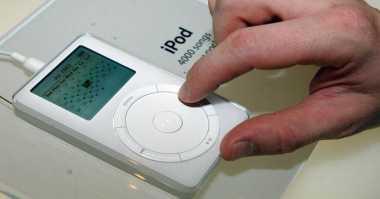Pemutar Musik iPod dari Masa ke Masa