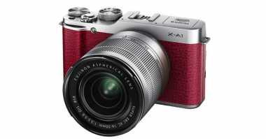 Mirrorless Fujifilm X-A10 Saingi Canon EOS M4