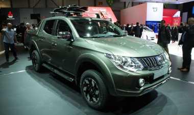 Nissan Akan Kembangkan Pikap Baru Bersama Mitsubishi